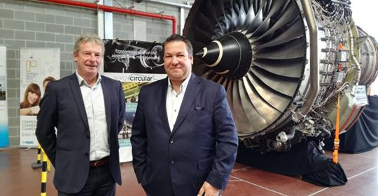Press: Aerocircular And VLOC Get Started With A Rolls-Royce