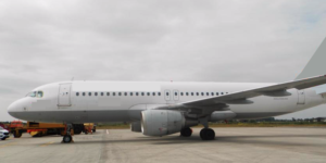 First Aircraft For Dismantling To Ostend